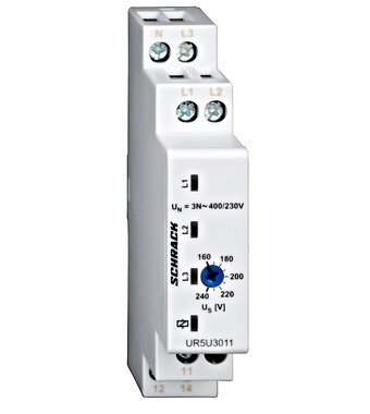 Реле контроля напряжения UR5U3011