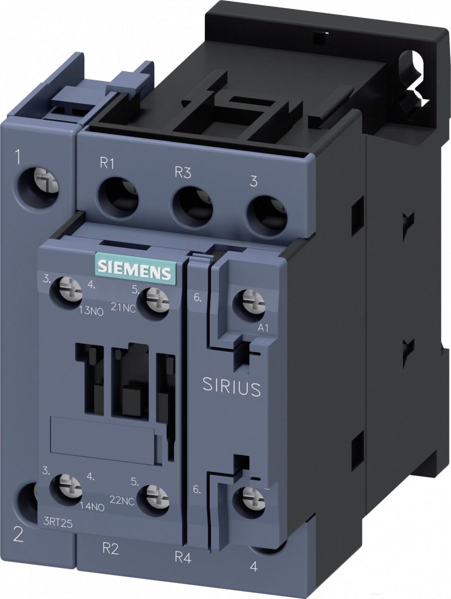 Контактор Siemens 3RT2526-1AF00