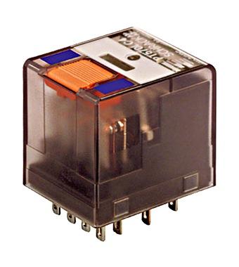 Промежуточное реле PT570LC4 4 контакта 6А 24VDC